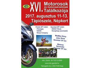 XVI. Motorosok és motorosérzemlűek találkozója