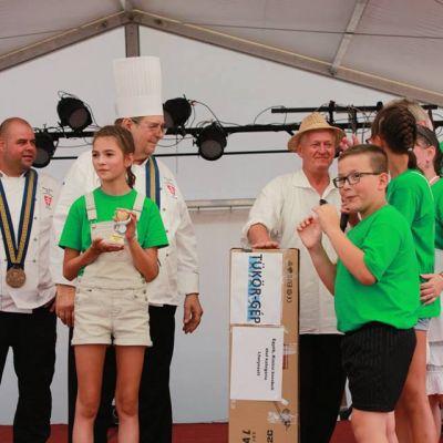 II. Abonyi Tarka Borjú Főzőverseny